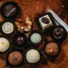 Cutie mare ciocolata artizanala